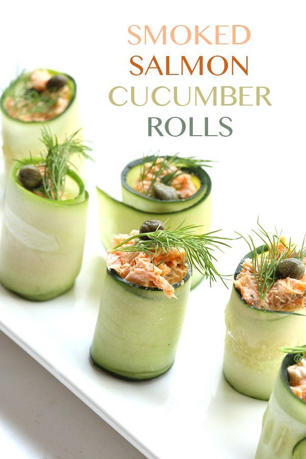 These creamysmoked salmon rolls are wrapped in cucumber for a wonderful low carb appetizer or snack. And check out a great new way to get healthy and sustainable food right to your door! One thing