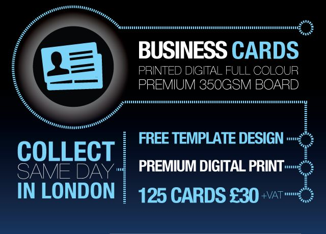 Cheap Business Cards London