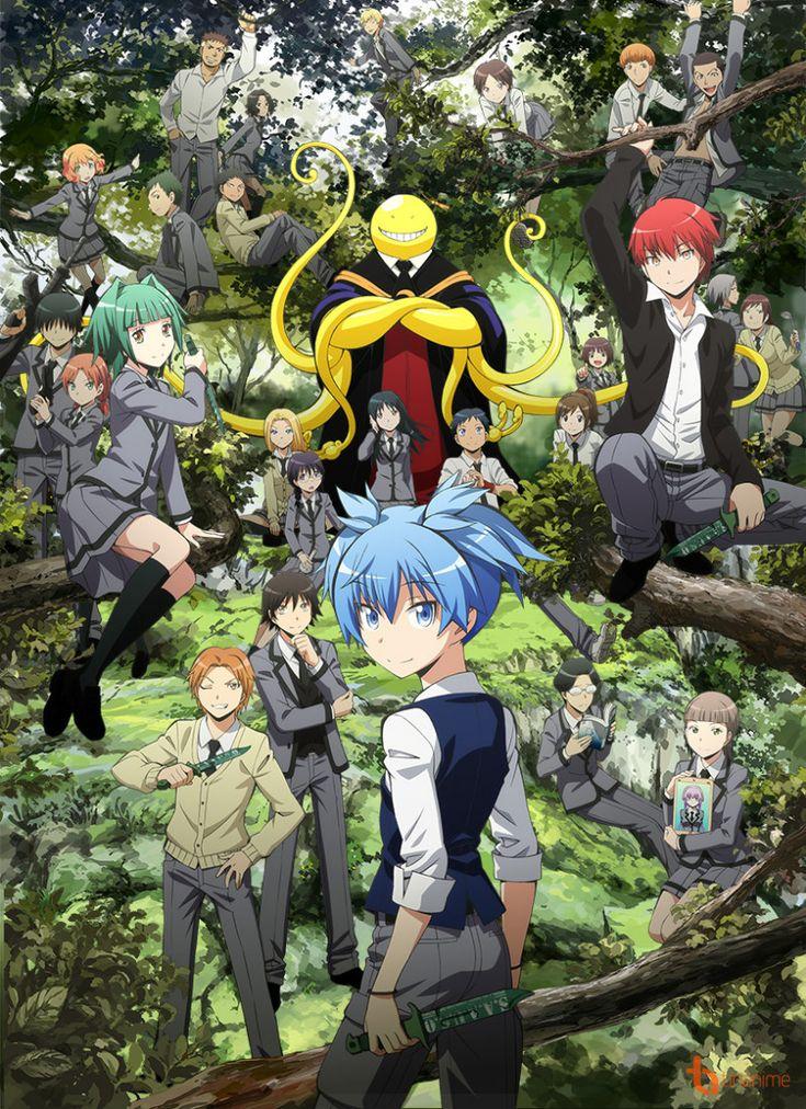 Lớp Học Ám Sát sắp quay trở lại vào tháng 11 Anime, Hoạt