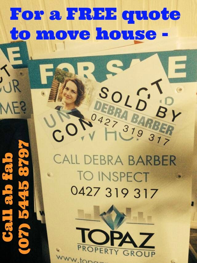 Free quotes for your Sunshine Coast move . Call us 07 5445 8797