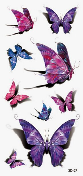 17 best ideas about colorful butterfly tattoo on pinterest. Black Bedroom Furniture Sets. Home Design Ideas