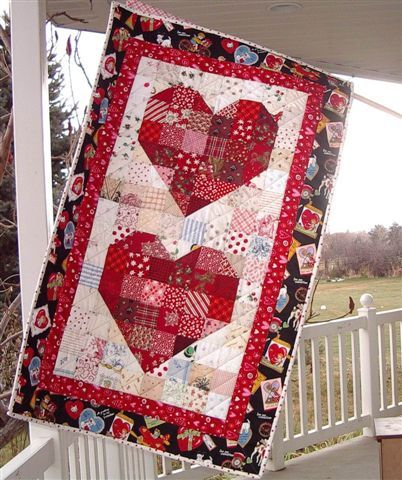Free Valentine pattern! - Fat Quarter Shop's Jolly Jabber