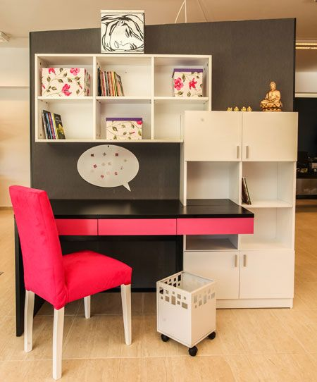 17 mejores ideas sobre dormitorios de adolescentes - Escritorios para casas ...