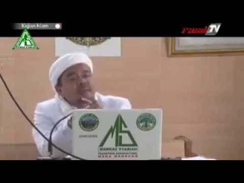 Oh Pantasan Media Dan Taipan Cina  Benci  Ketua FPI Habib Rizieq Shihab ...