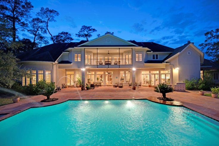 Best 25 luxury dream homes ideas on pinterest luxury for Luxury dream homes for sale