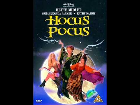 Music Hocus Pocus Soundtrack - Come Little Children - YouTube