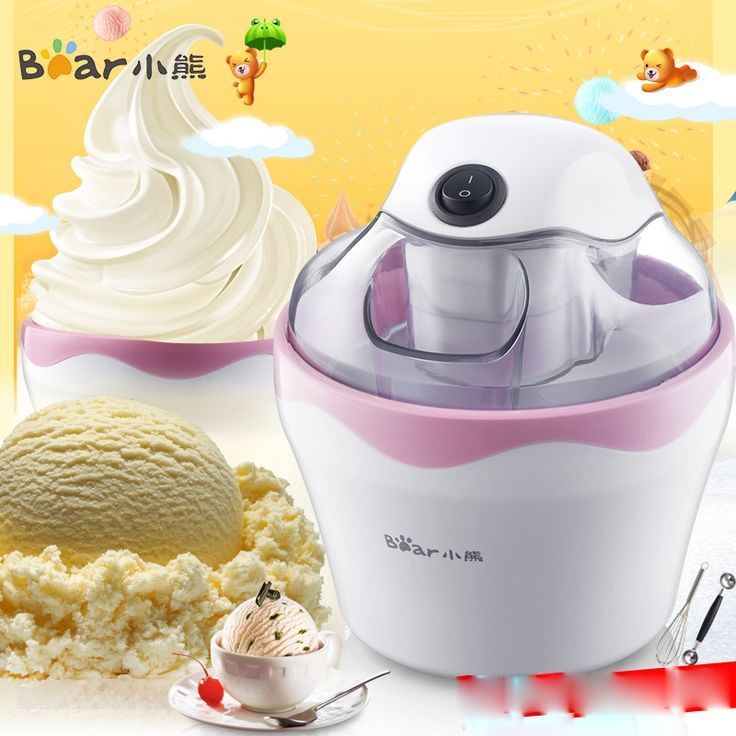 69.33$  Watch here - Hot Sale Healthy Self Made ice cream maker 220v-240v slush machine  Household Funny DIY ice cream machine for Family 3-5 People  #magazine