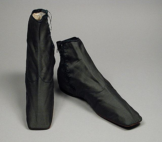 La Mode en 1842 3749e81e1d2753480cbfc8fb343dc7bc--vintage-shoes-victorian-era