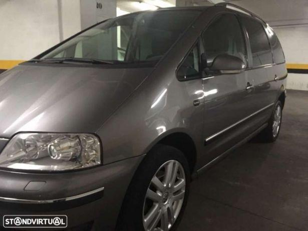 VW Sharan united preços usados