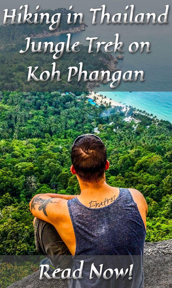 Hiking in Thailand - Jungle Trek on Koh Phangan. Have a read!