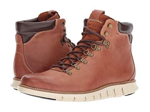 ab5fbc592cc COLE HAAN Zerogrand Hiker WR II, WOODBURY/IVORY. #colehaan #shoes ...