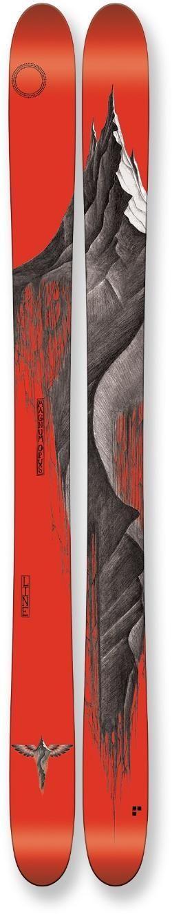 Line Magnum Opus Skis  188 Cm