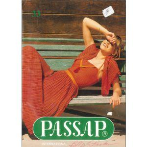 Link to download Passap #33 Pattern Book - Passap Patterns and Magazines - Passap