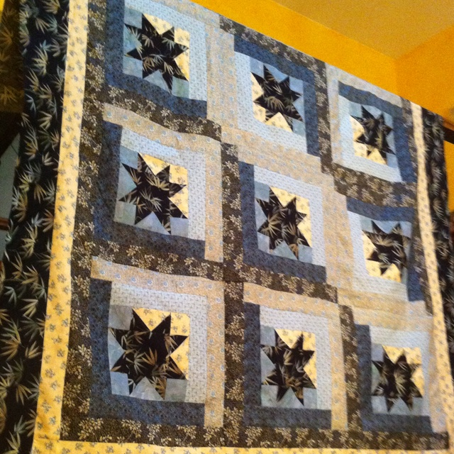 Orion s star. Quilts I have made Pinterest Star ...