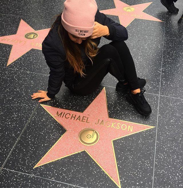 4. Impossible de ne pas marcher sur le fameux Walk of Fame