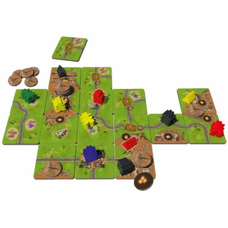 Carcassonne Goudkoorts | Speelgoed Kiki
