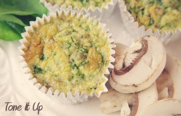 Frittata Muffins! Rich and elegant and no one will know they're healthy and can be whipped up in minutes.