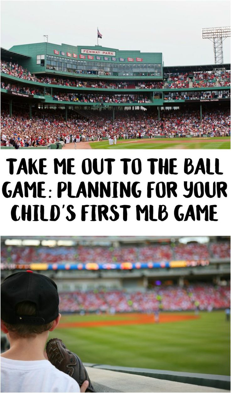Planning For Your Child S First Major League Baseball Game Baseball Games For Kids Baseball Games Play Baseball Games