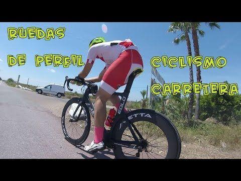 Ruedas de perfil para bicis de carretera y triatlón | Ventajas e Inconvenientes - Videos de Ciclismo