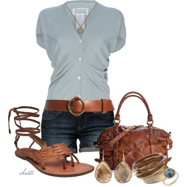 Summer Casual Outfits 2014