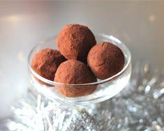 Truffles Recipe - Christmas
