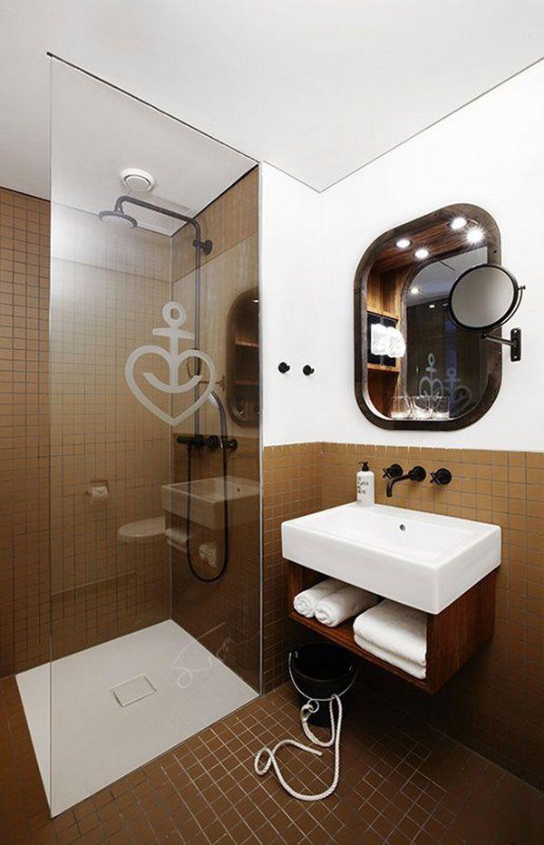 Die besten 25+ 25hours hotel hafencity Ideen auf Pinterest - badezimmer hamburg