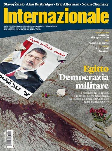 Internazionale Numero 1014 - 23/29 agosto 2013  Italian | PDF | 100 Pages | 103 MB