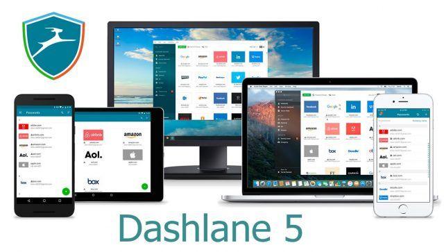 Lo nuevo de Dashlane 5 la nueva versión del gestor de contraseñas