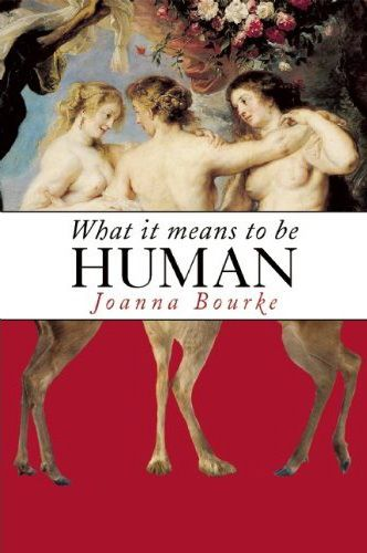 """Historical examination of how people have defined what it means to be human and and the changing understanding of what makes a person """"human"""""""