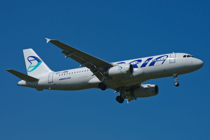 Adria Airways Airbus A320-200 OY-JRK