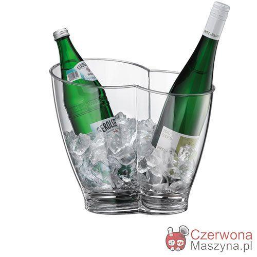 Kubełek do wina Cilio Curve, podwójny - CzerwonaMaszyna.pl