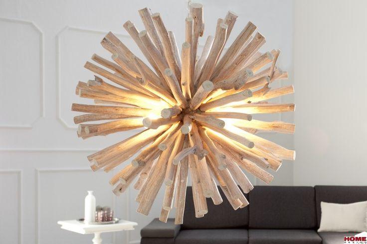 HOME Design :: Lampa wisząca Roots Natural 70cm (Z35147) Kare Design oficjalny dystrybutor, nowoczesne i ekskluzywne meble, vintage, glamour design, internetowy sklep meblowy/ 2189zł