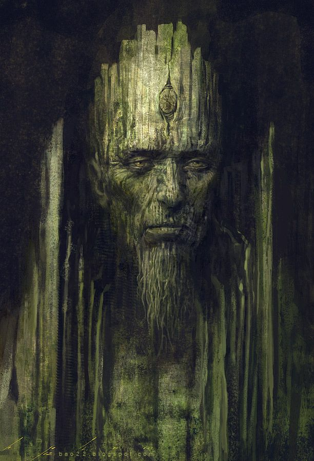 Tree King by Thienbao via deviantart