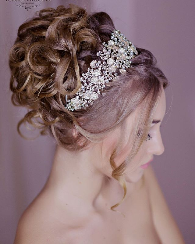 Long Wedding Hairstyles And Updos From Websalon Weddings 23