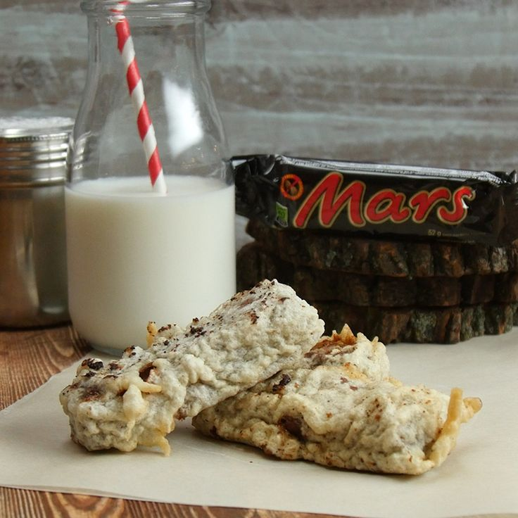 Skip the Carnival - Make Easy and Yummy Deep Fried Mars Bars at Home!