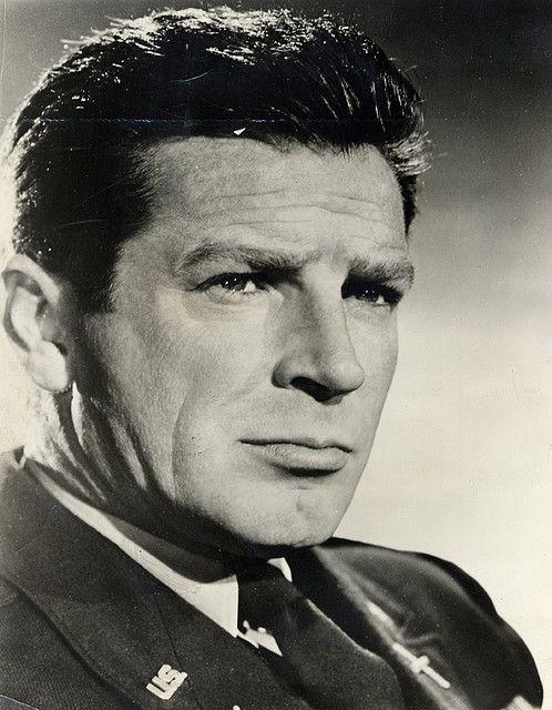 Actor Richard Basehart Zanesville