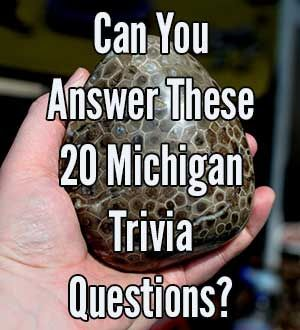 Michigan Trivia