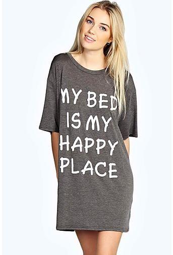 Zena Oversized Tshirt Night Dress