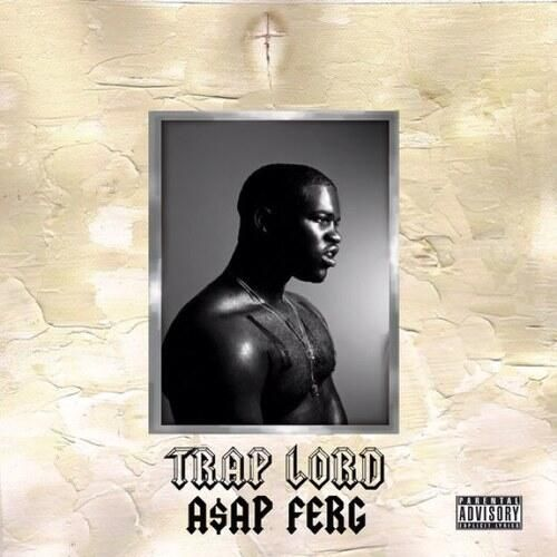 Here's the official artwork for ASAP Ferg 's upcoming album Trap Lord, which is set to drop August 20th.