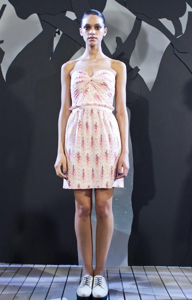 Rachel Antonoff - Fall 2012.