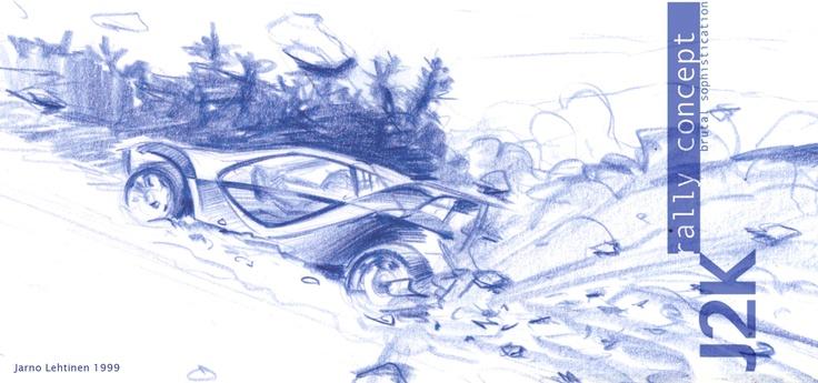 Jarno Lehtinen, sketch 1999