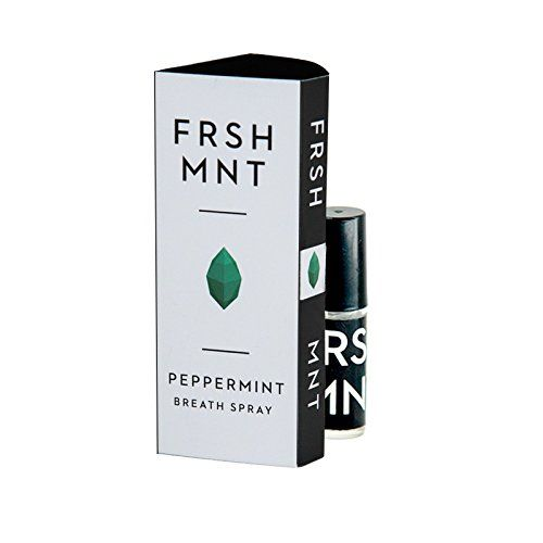 #care The best-selling pure peppermint spray on the market. If you want to avoid sugars, sweeteners, or alcohol, #FRSH MNT peppermint spray is for you. Spray it ...