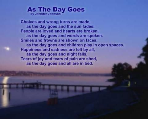 short poems about life - Google Search