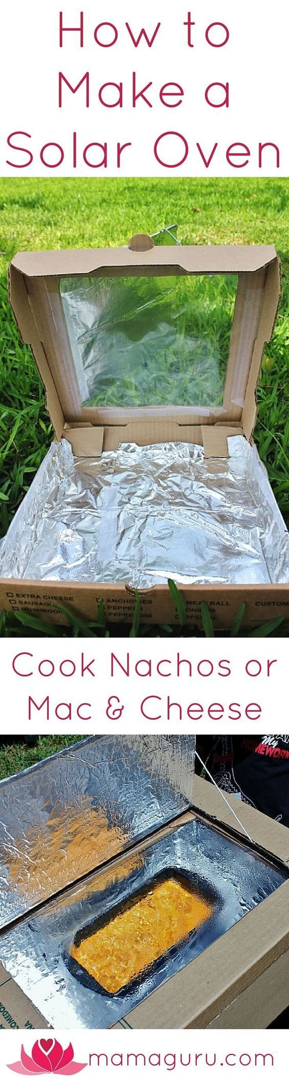 Best 25 materials science ideas on pinterest catapult for How to build a solar oven for kids