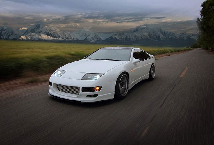 600 hp 1990 300ZX As pure and original as that yellow 300ZX is, this one...isn't. That's a good thing, because the owners—there have been just two, both with more than a decade's stewardship—are keen to do everything right on this car. The list of parts is far too long to include here, but the short version is it's a 600 hp ride with the suspension to match, and it's really a sponsored show car. Or a 600 hp rolling piece of nos