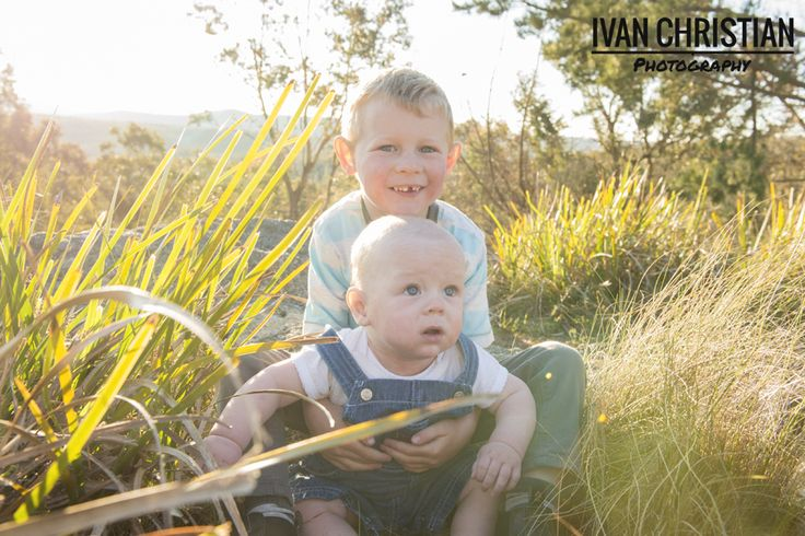 Jayrod holding his little brother Alexander - Ivan Christian Photography http://ivanchristianphotography.com/