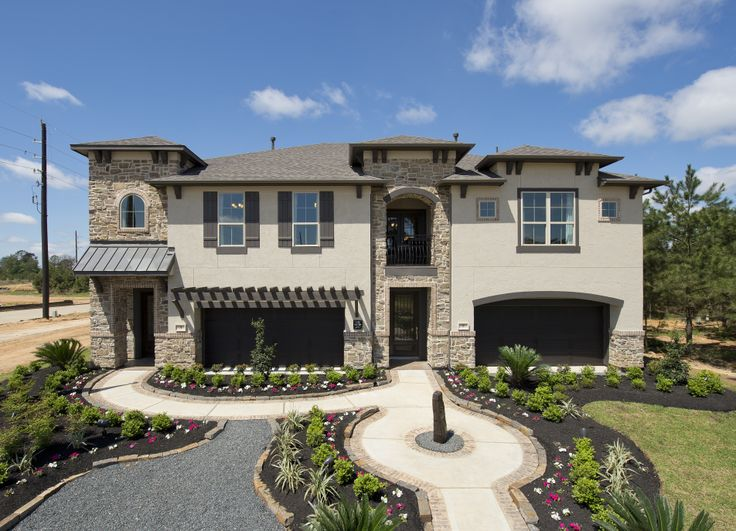 High Quality Perry Homes   The Woodlands   Creekside Park   Model Townhome Design  Houston Home