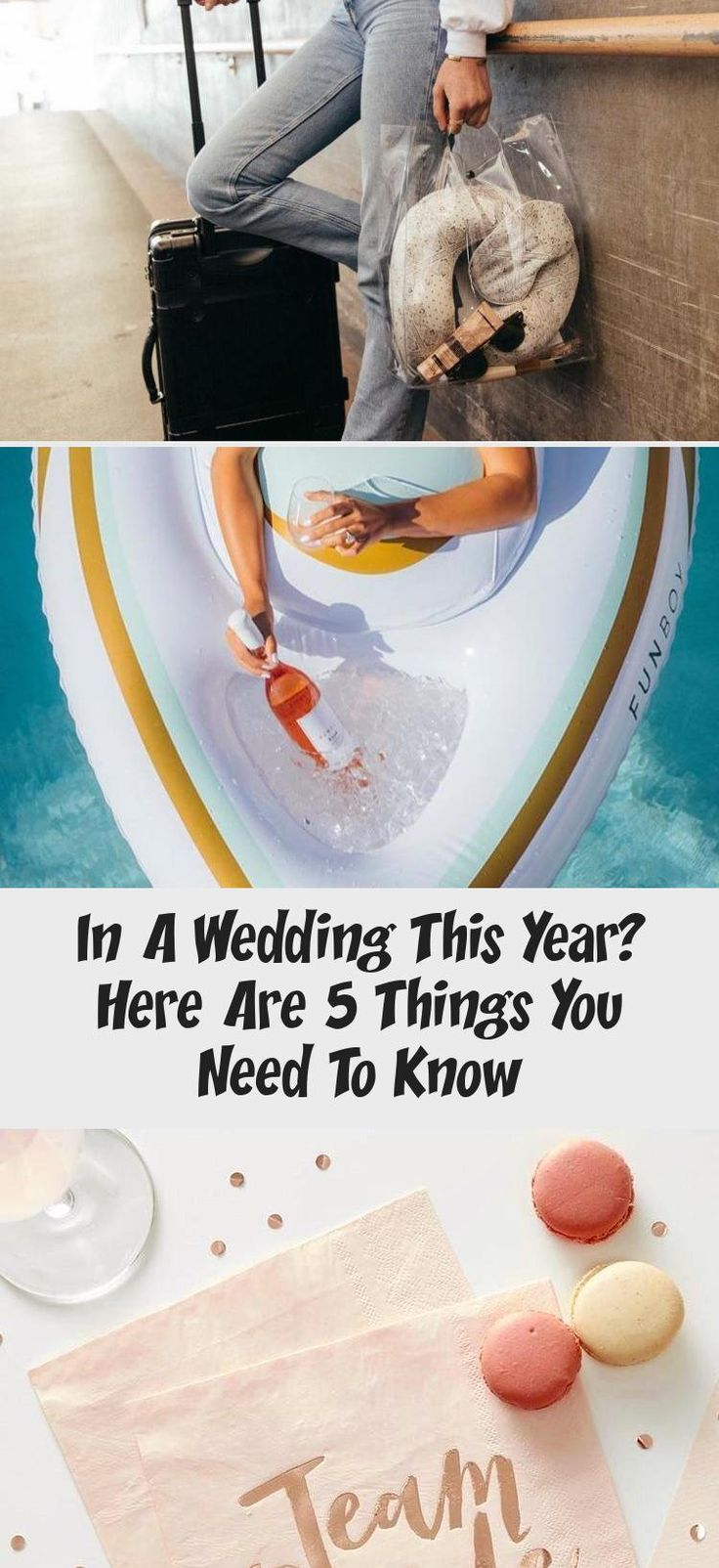 In a Wedding This Year? Here Are 5 Things You Need to Know | The Everygirl #BridesmaidDressesPlusSize #TanBridesmaidDresses #LavenderBridesmaidDresses #BridesmaidDressesMismatched #OffTheShoulderBridesmaidDresses