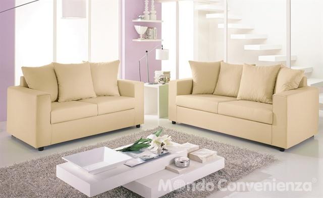 Cremona divani e tavolini tessuto mondo convenienza - Divano swing mondo convenienza ...