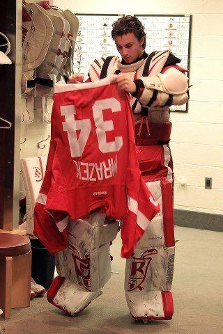 Petr Mrazek - Detroit Red Wings